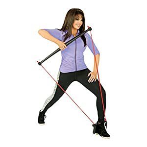 Bodygym Resistance Bands - Official Core System with Marie Osmond -Body Gym- Portable Gym - Strength and Resistance Home Gym
