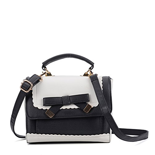 PU High Body Cross Bag Functional Messenger Leather Lovely SALLY Beige Color And Bag Quality Spacious Contrast YOUNG f4qnwt