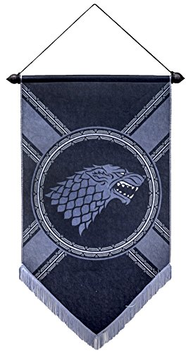Calhoun Game Thrones House Sigil Wall Scrolls