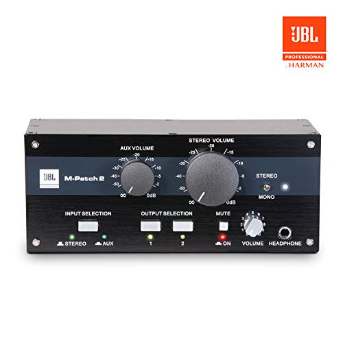 JBL Professional Switch Box (MPATCH2)