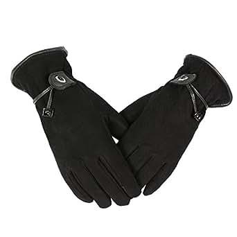 Amazon.com: OZERO Womens Winter Gloves with Sensitive