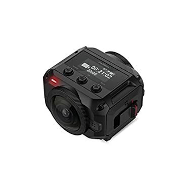 Garmin VIRB 360 Waterproof Action Camera with 5.7K/30fps Resolution (010-01743-00)