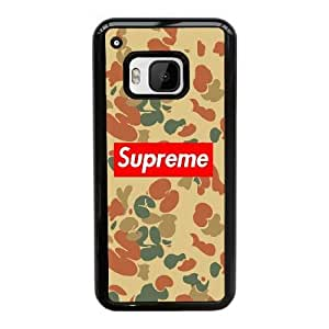 Printed Cover Protector HTC One M9 Cell Phone Case Black Supreme Nofmj Unique Design Cases