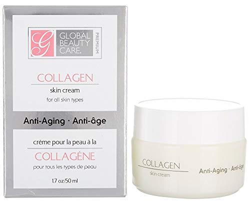 Global Beauty Care Premium Collagen Skin Cream-1.7 oz Cream ()