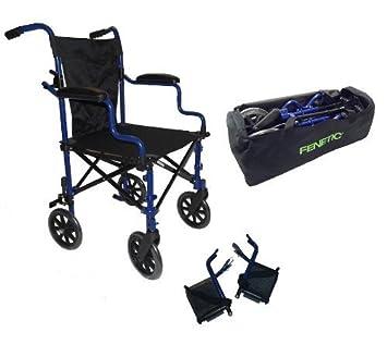 Amazon.com: Elite Care super ligero, plegable viaje silla de ...