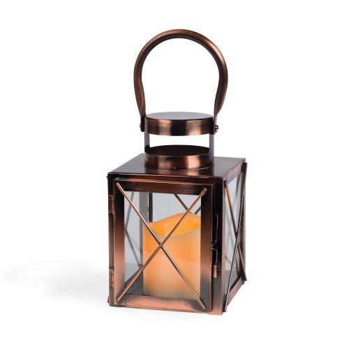 7.5 Metal Lantern 42023