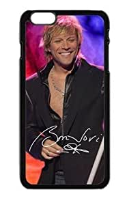 Alexgeorge jon bon jovi Custom Phone Case Cover For Apple Iphone 6 Plus(5.5 inch)