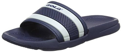 Pool Women's Gola and Blue Beach Alp678 Navy Shoes Ew White 4ISdSwq