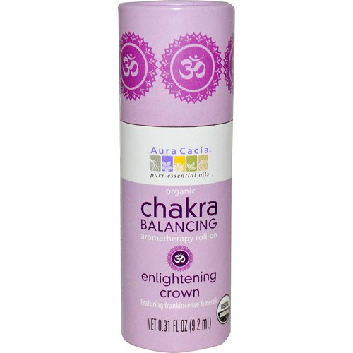 Aura Cacia Organic Balancing Aromatherapy product image