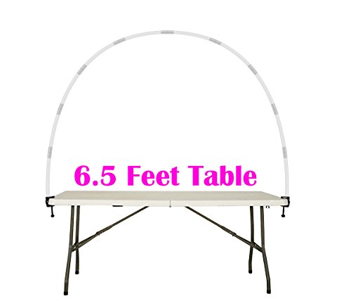 Balloon Arch Kit Adjustable for Different Table Sizes Birthday, Wedding, Christmas, and Graduation Party by Party Zealot (Image #4)