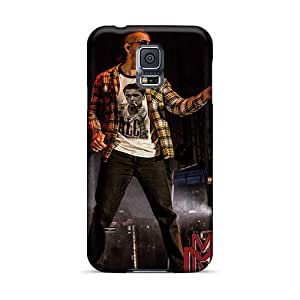 Shock Absorbent Hard Phone Cases For Samsung Galaxy S5 (wbK3987VcdU) Provide Private Custom High Resolution Avenged Sevenfold Pattern