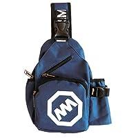 [ブルー リフレイン] Bluerefrain ワンショルダーバッグ 斜め掛け ショルダーバッグ 多機能 カジュアル バッグ