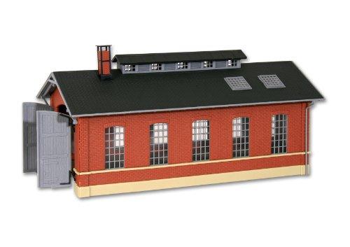 Kibri 39307-H0Locomotive shed Einständig