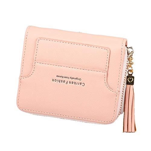 pelle Pink da Pink con Lovely monete Borsa rabbit cerniera Color in per donna 6wBxXSx7nq