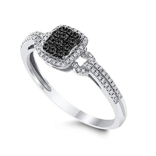 pave diamond ring - 9