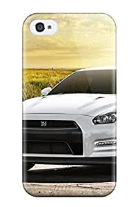 Awesome Design Nissan Gt-r 543656 Hard Case Cover For Iphone 4/4s