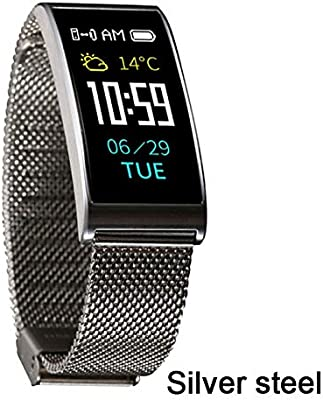 WDXDP Pulsera Inteligente X3 Smartwatch Hombres Mujeres Ip68 ...
