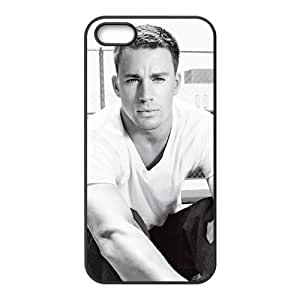 Channing Tatum Design TPU Case Customized Your Own Protector For Iphone 5 5s iphone5-91720