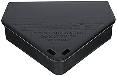 Bait Stations for Mouse - Rtu, One Case 12 Units