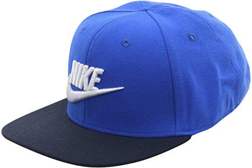 (Nike Youth Boy's True Limitless Snap Back Game Royal Baseball Cap Sz: 4-7)