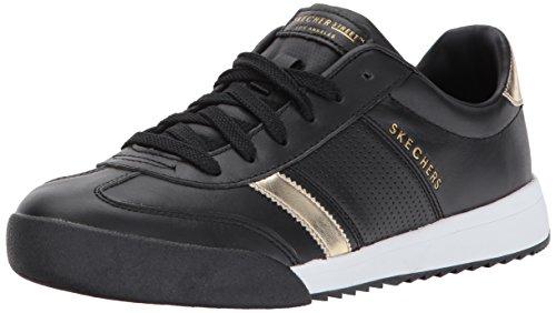 Skechers Damen Zinger-flicker Sneaker Zwart