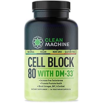 Amazon.com: Cell Block 80 - Natural Vegan Testosterone