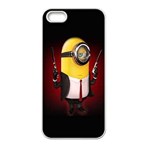 Quotes protective Phone Case Hitman Agent 47 For iPhone 5, 5S NP4K03190