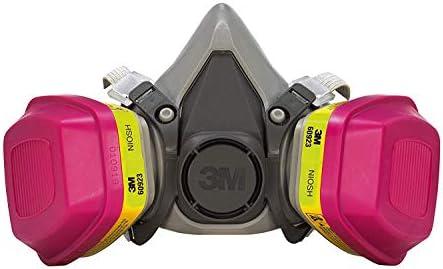 62023ha1-c Medium Professional Multi-purpose Respirator