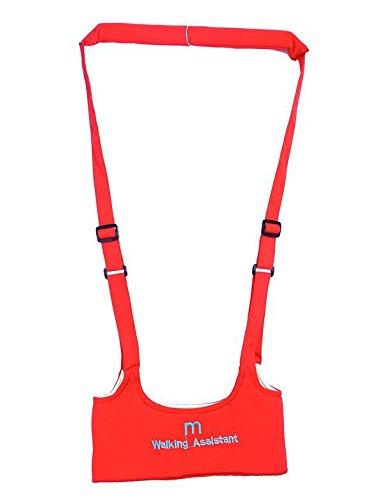 Babywalker - Arnés de seguridad para bebés y niños (rojo) IBEPRO