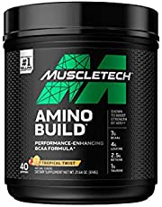 MuscleTech Amino Build Next Gen Energy Supplement