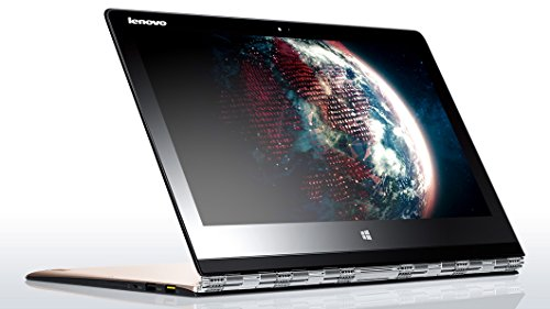 Lenovo Yoga 3 Pro Convertible Ultrabook - Windows 10 - Intel Core M-5Y71, 500GB SSD, 8GB RAM, 13.3