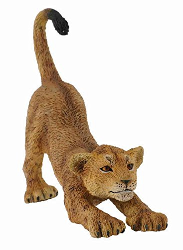 CollectA Lion Cub (Stretching) Figure