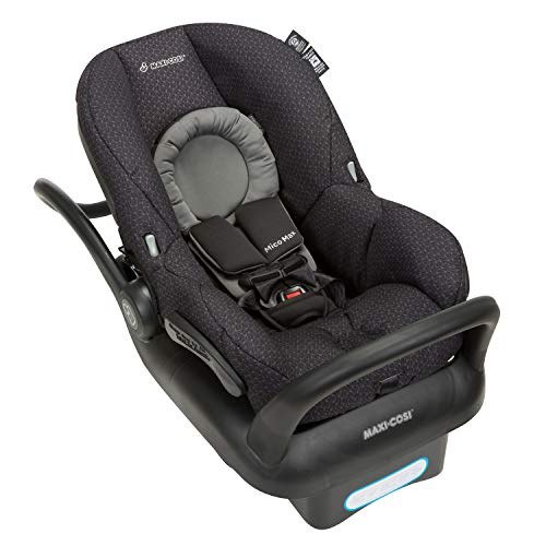 Maxi-Cosi Mico Max 30 Infant Car Seat (Black Crystal)