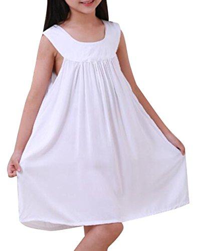 Girls Tank Nightgown - 1