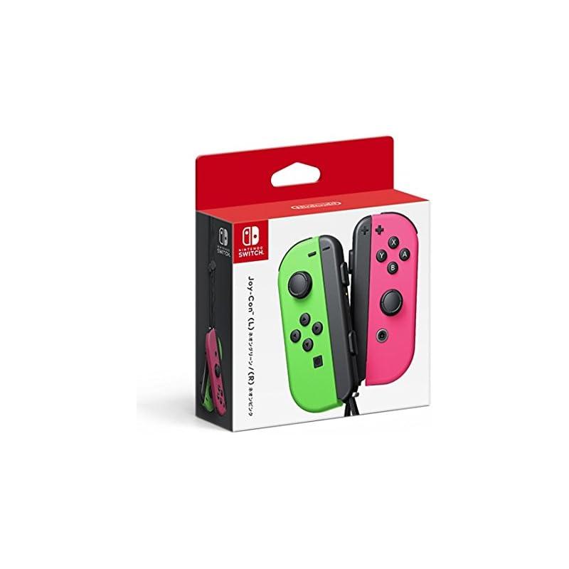 Nintendo Switch - Joy-Con (L/R)-Neon Gre
