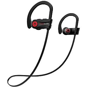 Otium Wireless Headphones, Bluetooth Headphones,Sports Earbuds, IPX7 Waterproof Stereo Earphones for Gym Running 9 Hours…
