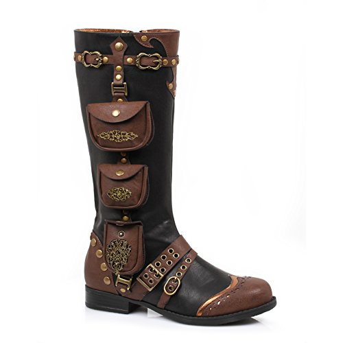Ellie Shoes Women's 181-Silas Steampunk Boot ()