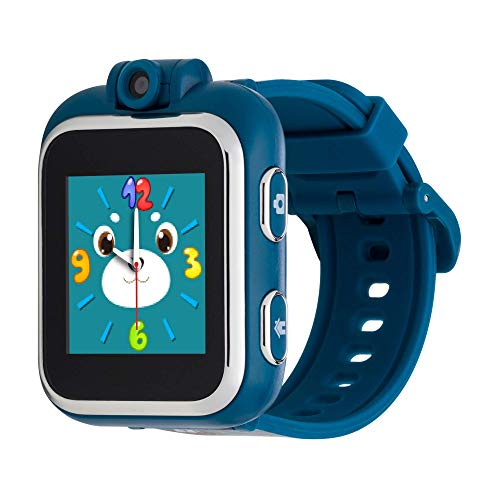 Playzoom iTouch Kids Smart Watch Navy with Outer Space Print