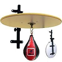 Madx velocidad ajustable plegable plataforma boxeo MMA Guantes de entrenamiento conjunto