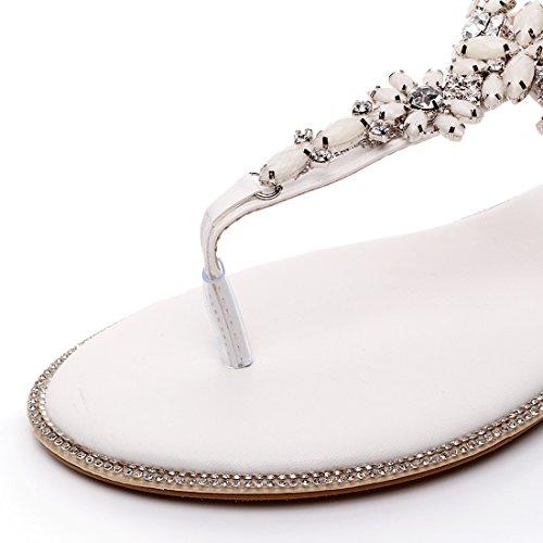 7a6113fff0 LUXVEER Beach Wedding Shoes