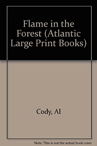 book cover of Flame in the Forest