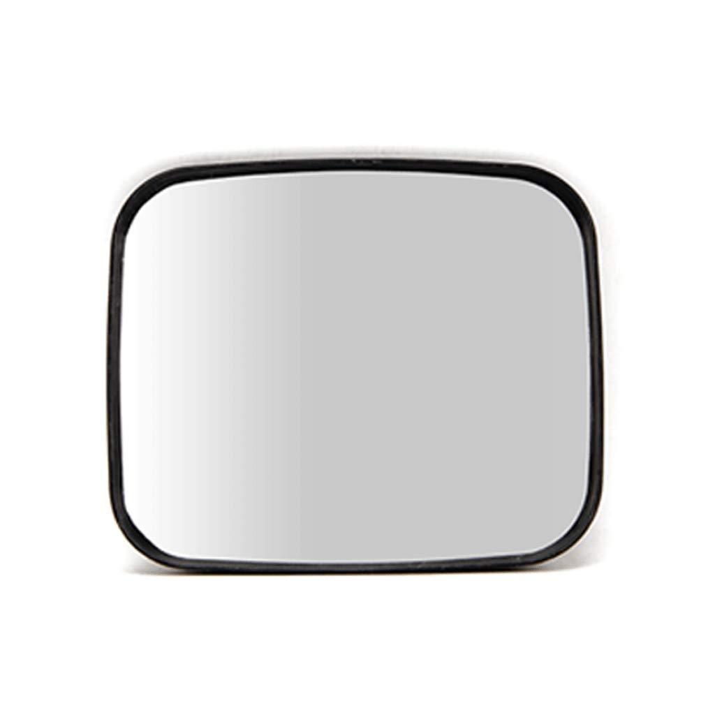 taille : 20x24cm Garage de surveillance rectangulaire de supermarch/é de miroir de trafic de cadre de pp inversant le miroir 16x19cm Miroir dangle mort