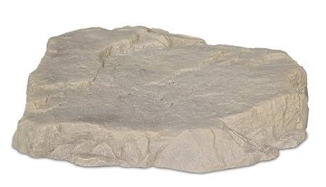 Fake Rock Septic Cover Model 108 Sandstone