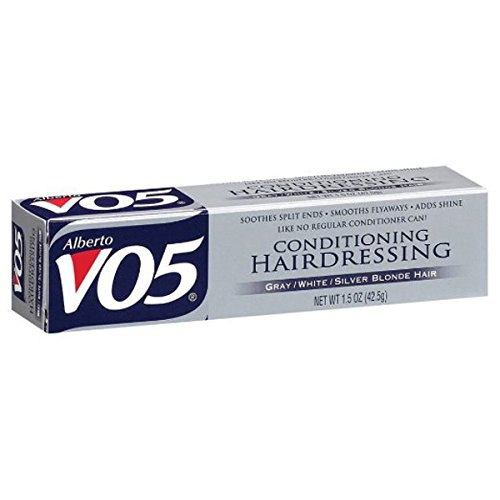 Vo5 Conditioning Hairdress Gray/White/Silver 1.5 Ounce Tube (44ml)