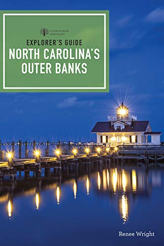 Explorer's Guide North Carolina's Outer Banks (Third Edition)  (Explorer's Complete)
