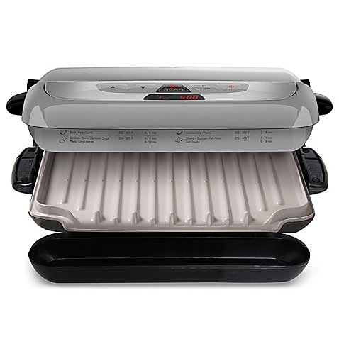 George Foreman Evolve Grill System