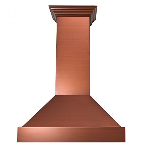 655 CCXXX 30 Designer Wall Mount Copper