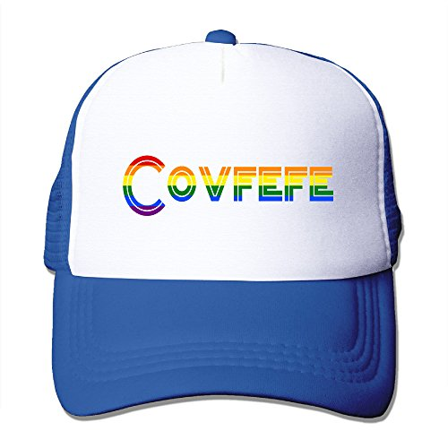 Covfefe Adult Unisex Truck Hats Snapback Cap Hat Mutiple - Seasons 4 Greensboro
