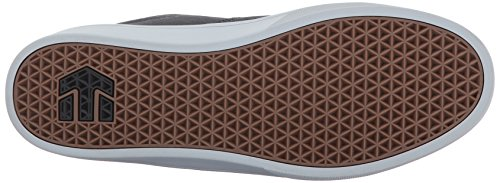 Etnies Men's Jameson SL Skate Shoe Grey/Black/Silver TBzgv