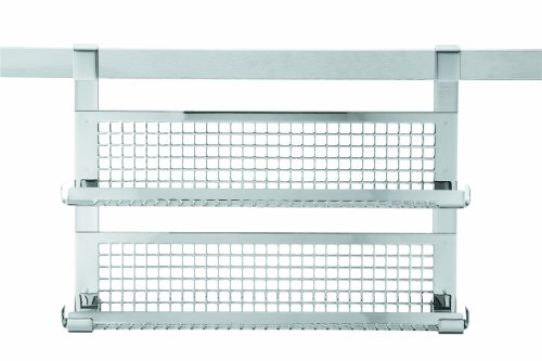 Double Level (Rösle Stainless Steel Open Kitchen Collection, Double Level Spice Rack)